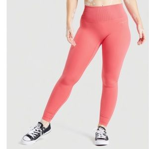 Gymshark Whitney Simmons Cyber red legging